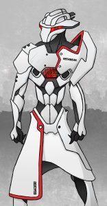 Mechanoid Cyborg / Механоид Киборг