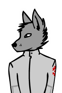 Фурри Волк